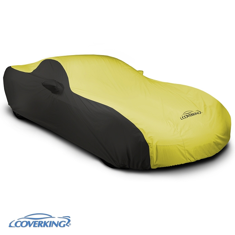 Stormproof 2 Tone Outdoor Car Cover- C7 Corvette