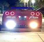 C6 Corvette ULTRA BRIGHT LED Reverse Light Kit- Set of 2 bulbs