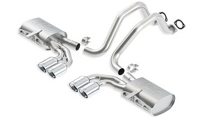 C5 Corvette ATAK® Cat-Back™ Exhaust